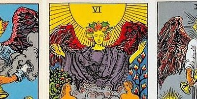 Tarot Symbolism Angels in the cards